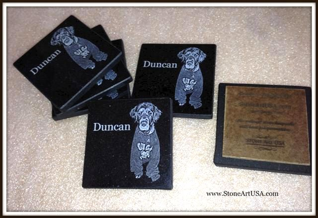 pet coaster set